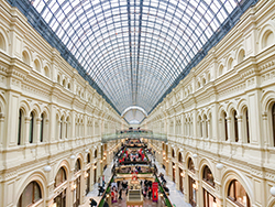 GumShoppingCenterMoscowRussia