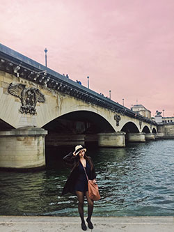 Sheena D River Seine