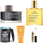 Pot of Gold Rescue Beauty Products
