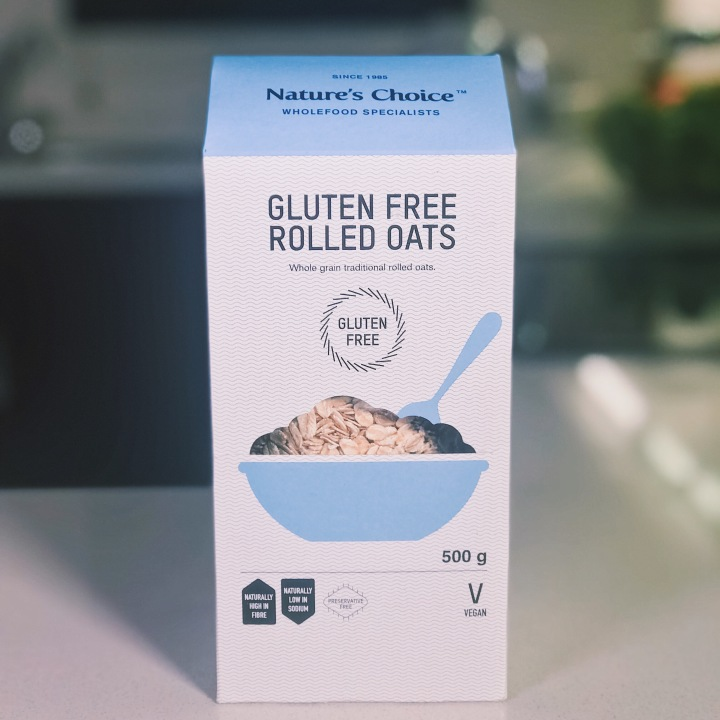 Nature's Choice Gluten Free Oats
