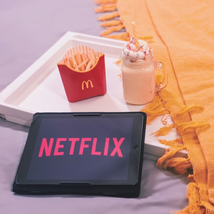 The Netflix Binge Worthy Chick Series List