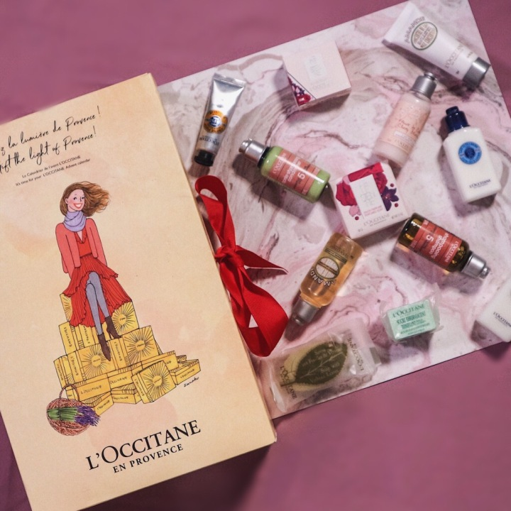 Why The L'Occitane Classic Advent Calendar Is Really Worth The Hype This Christmas