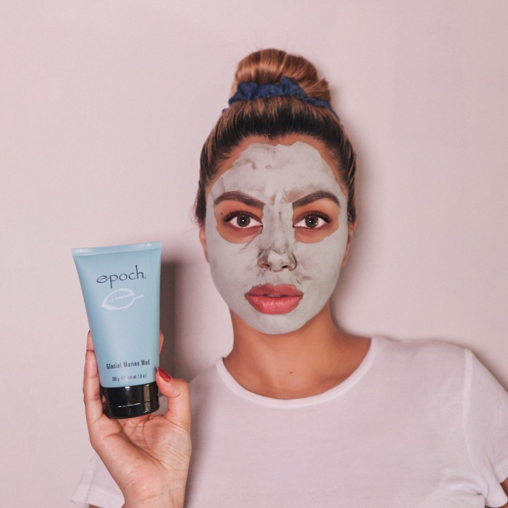 Discover The Irresistible Benefits Of The Nu Skin Epoch Glacial Marine Mud Mask