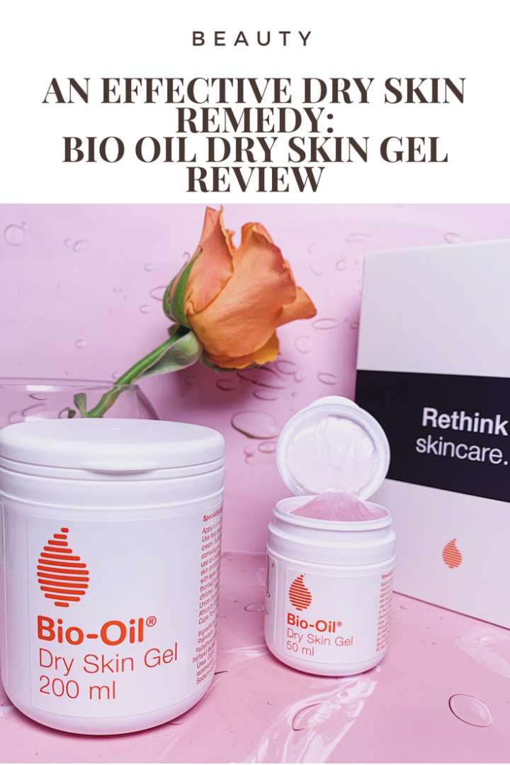 Pinterest Bio Oil Dry Skin Gel