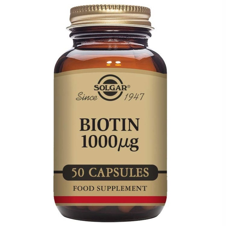 Amazon Review: Solgar Biotin Capsules – An Effective Hair Growth Supplement