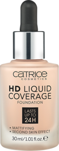 Catirce Cosmetics HD Liquid Coverage Foundation