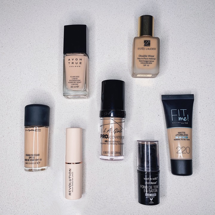 Drugstore And High End Foundation Review Summary