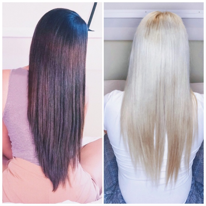 Read This Before Going Blonde: How I Bleached My Dark Hair To Blonde