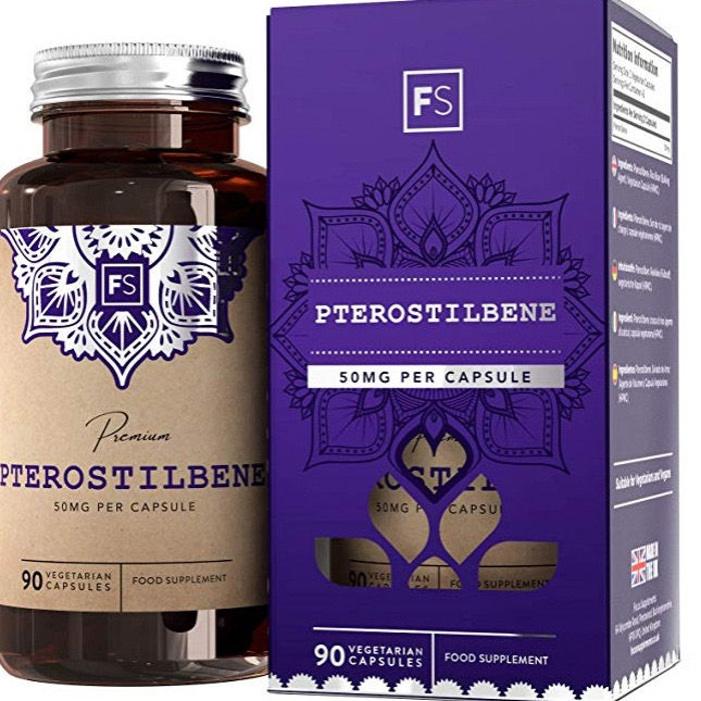 Amazon Review: FS Pterostilbene Superfood Supplement – An Anti–Aging Formula