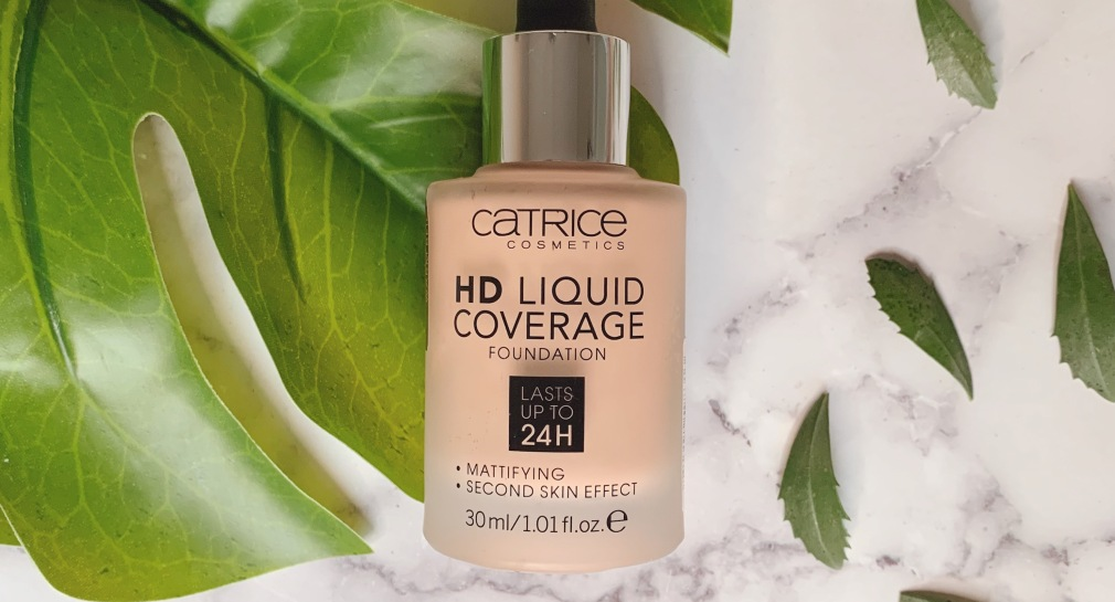 Catrice Cosmetics Foundation Review