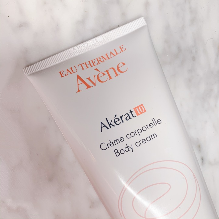 How To Treat Keratosis Pilaris Using Avène Akérat 10 Body Cream