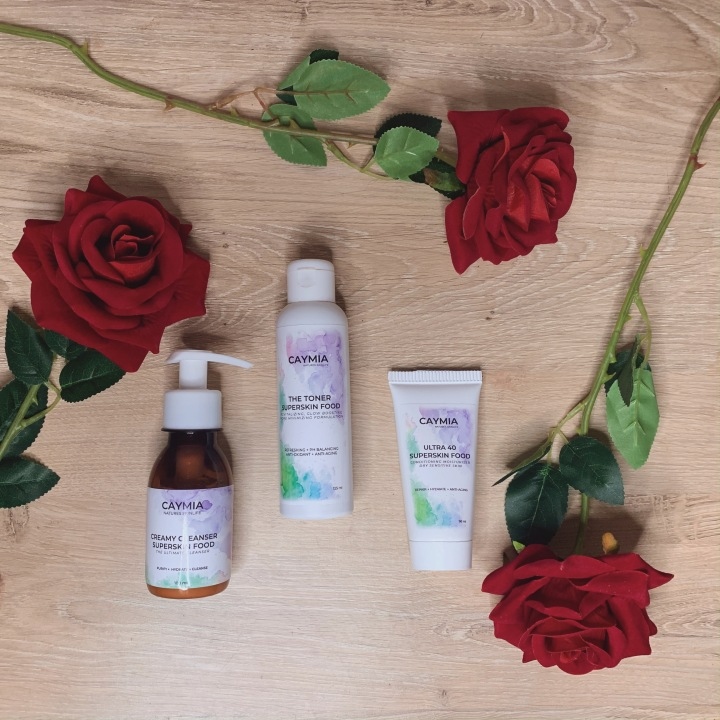 Skincare Brand: Caymia Natures Skinlife Skincare Review