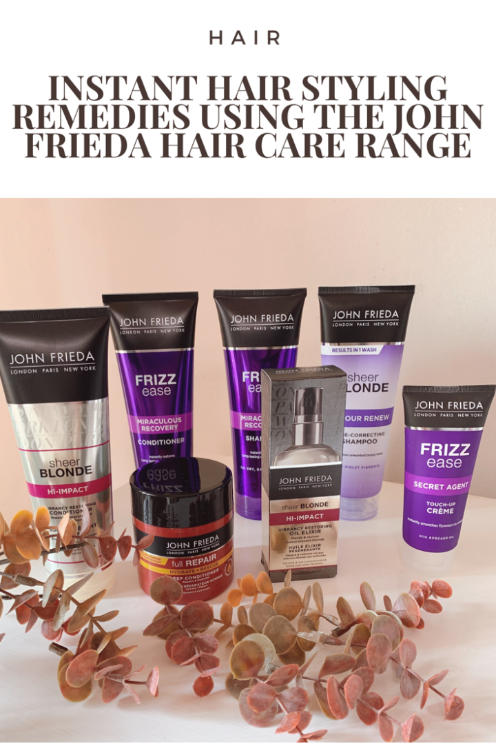 Pinterest JOHN FRIEDA