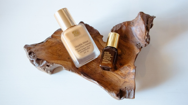 Winter Skincare Hack: Estée Lauder Foundation And Serum Mix