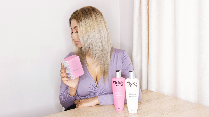 QUICK GROW: THE MOST EFFECTIVE HAIR CARE PRODUCT I USED TO GROW AND RESCUE MY DAMAGED HAIR